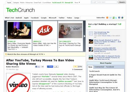 TechCrunch 2010