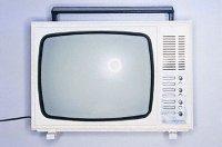 Televizor starý 200