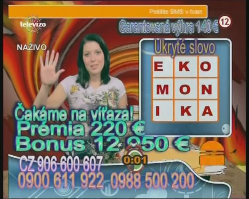 Televízo screenshot