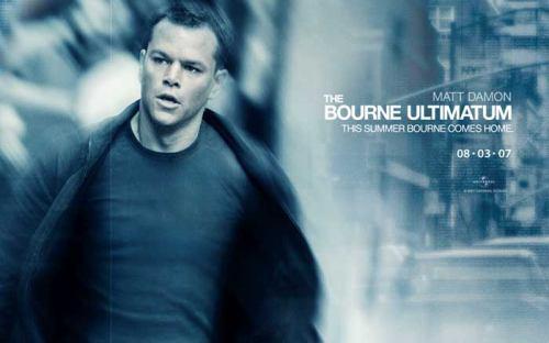 Bournovo ultimatum - Bonton