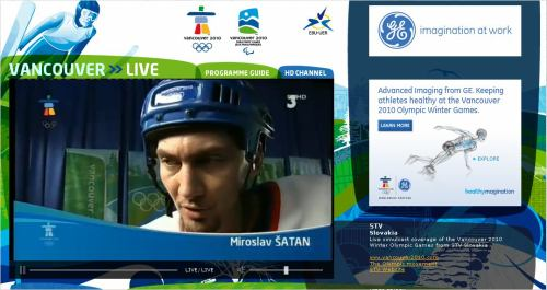 www.eurovisionsports.tv - Trojka HD