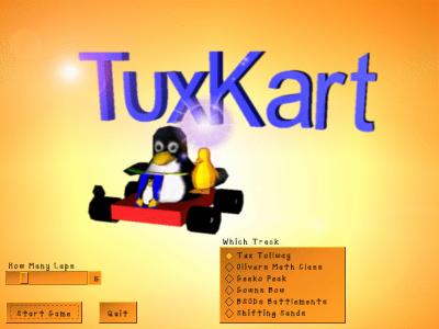 Tuxkart 1