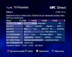 UPC Direct 11