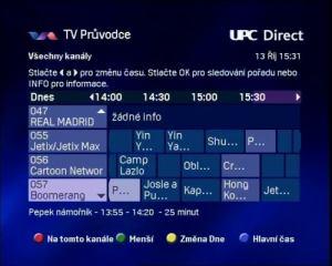 UPC Direct 12