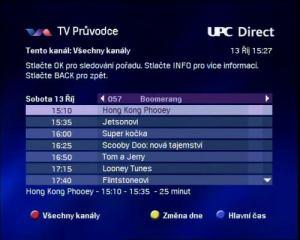 UPC Direct 13