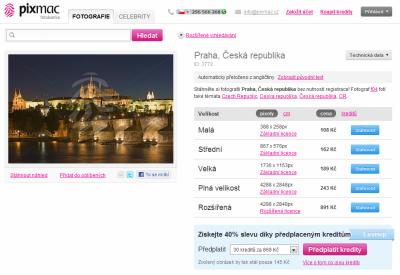 Pixmac - varianta od Dobrého webu
