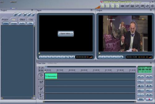 Womble MPEG Video Wizard