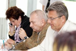 Volba generálního ředitele ČT 15.7.2009 - 12