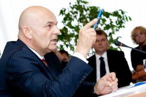 Volba generálního ředitele ČT 15.7.2009 - 18