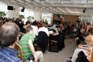 Volba generálního ředitele ČT 15.7.2009 - 3