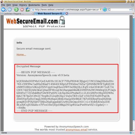 WebSecureEmail 06
