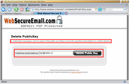 WebSecureEmail 07