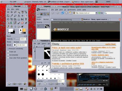 Belenix: Xfce