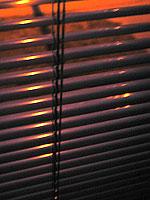 Žaluzie - okno - byt