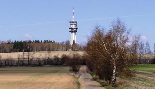 Vysílač Zelená hora