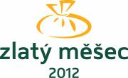 Logo Zlatý Měšec  2012